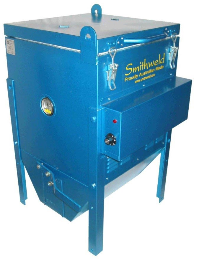 SAW Flux Heating Oven