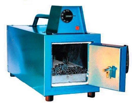 14 Kg Portable Rod Oven