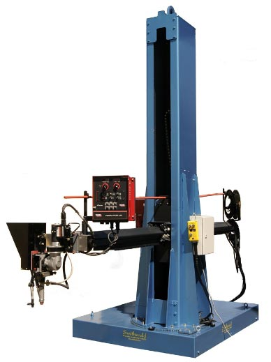 Column and Boom Welding Machines