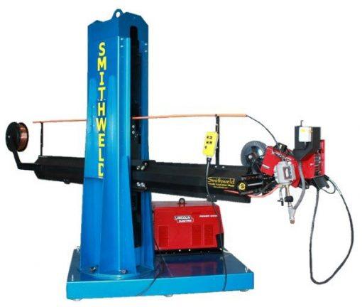 Column and Boom Welding Machines