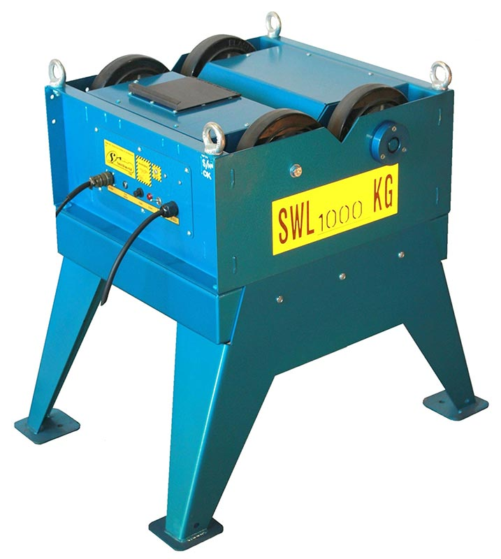Pipe Welding Rotator Text The