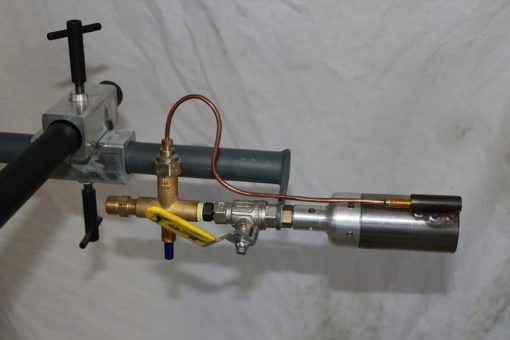 Pre-Heat Burner Systems