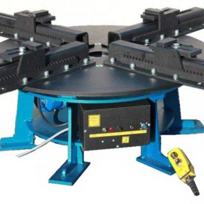 Vertical Pipe Welding Rotator Table