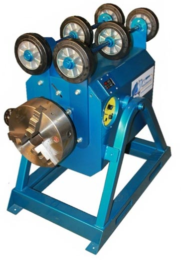 Pipe Welding Positioner & Rotator