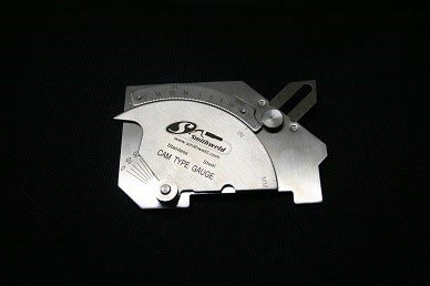 Bridge Cam Type Weld Gauge